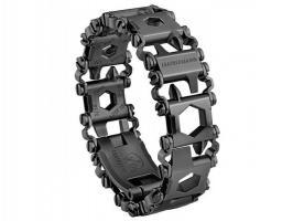 Браслет Leatherman Tread Black LT (узкий) (подарочная упаковка)*