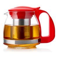 Чайник заварочный Walmer Aster (0,7 литра), красный