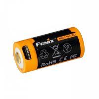 Аккумулятор 16340 Fenix ARB-L16 700 mAh Li-ion с разъемом для USB