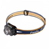 Фонарь светодиодный налобный Fenix HL40R Cree XP-LHIV2 LED серый, 300 лм, встроенный аккумулятор